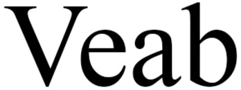 Veab logo