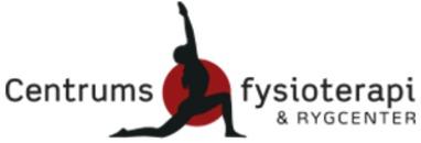 Centrums fysioterapi & Rygcenter logo
