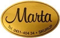Marta, AB logo