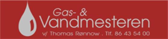 Gas- og Vandmesteren ApS logo