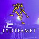 Lydteamet AS logo
