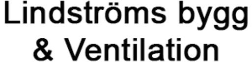 Lindströms bygg och Ventilation logo