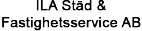 ILA Städ & Fastighetsservice AB logo