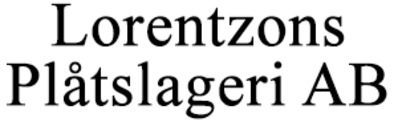 Lorentzons Plåtslageri AB logo