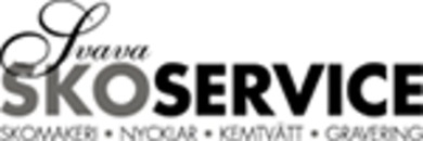 Svava Sko- & Nyckelservice logo