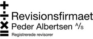 Revisionsfirmaet Peder Albertsen A/S logo