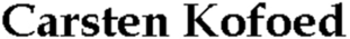 Carsten Kofoed logo