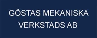 Göstas Mek. Verkstad AB logo