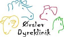 Ørslev Dyreklinik logo
