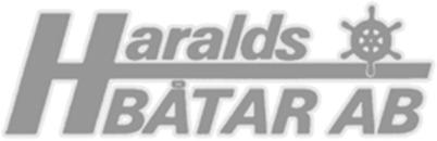 Haralds Båtar AB logo