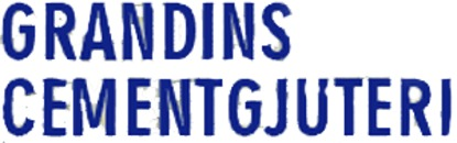 Grandins Cementgjuteri AB logo
