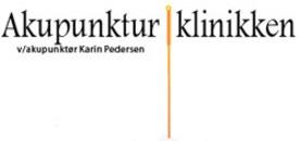 Akupunkturklinikken logo