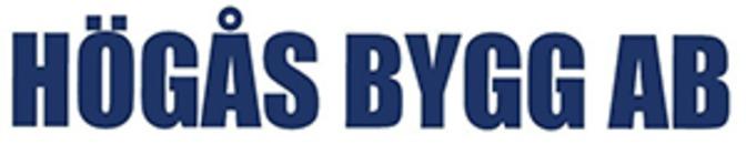Högås Bygg AB logo