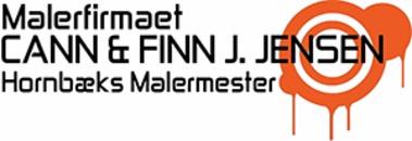 Malerfirmaet Cann & Finn J. Jensen ApS logo