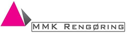 MMK Rengøring logo