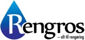 Rengros ApS logo