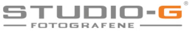 Studio G Fotografene logo