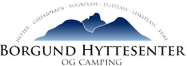 Borgund Hyttesenter i Lærdal logo