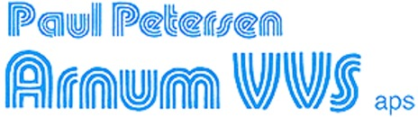 Arnum VVS ApS logo