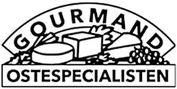 Gourmand Ostespecialisten logo