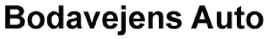 Bodavejens Auto logo