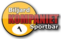 Biljardkompaniet Sportsbar logo
