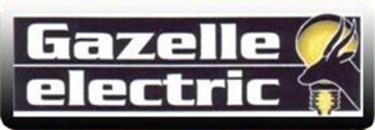 Gazelle Electric logo