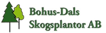 Bohus-Dals Skogsplantor AB logo