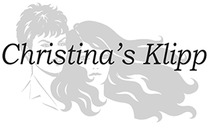 Christinas Klipp logo