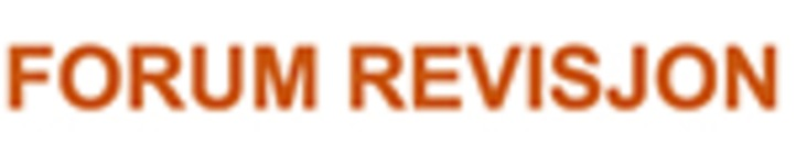 Forum Revisjon AS logo