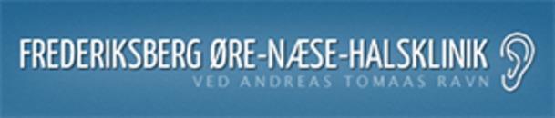 Speciallæge i øre-næse-halssygdomme Andreas Tomaas Ravn logo