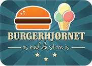 Burgerhjørnet logo