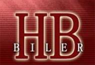 H. B. Biler logo