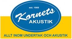 Kornets Akustik AB logo