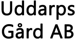 Uddarps Gård AB logo