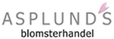 Asplunds Blomsterhandel logo