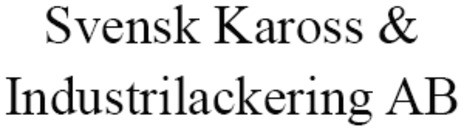 Svensk Kaross & Industrilackering AB logo