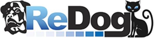 ReDog Veterinärklinik och Hundrehabilitering logo