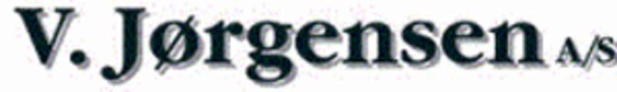 V. Jørgensen A/S logo