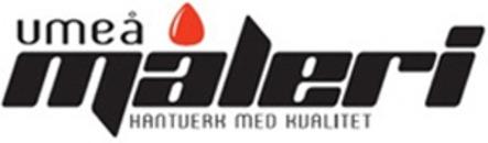 Umeå Måleri AB logo