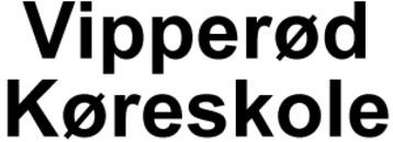 Vipperød Køreskole logo