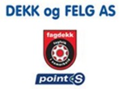 Dekk og Felg AS logo