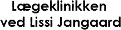 Lægeklinikken v/ Lissi Jangaard logo