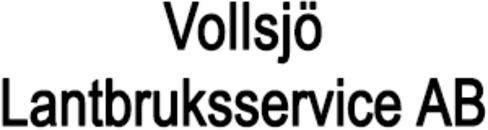Vollsjö Lantbruksservice AB logo