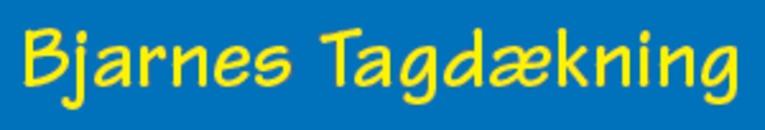 Bjarnes Tagdækning logo