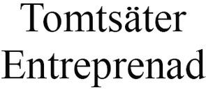 Tomtsäter Entreprenad logo