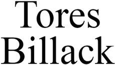 Tores Billack logo