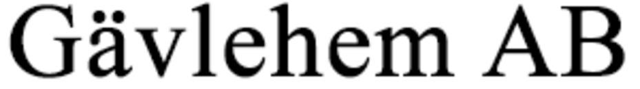 Gävlehem AB logo