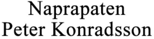 Naprapaten Peter Konradsson logo