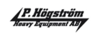 P.Högström Heavy Equipment AB logo